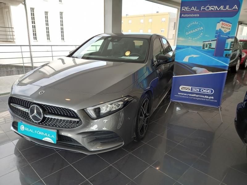 Mercedes-Benz A 180  2.0d AMG Aut. 8Velocidades 116cv