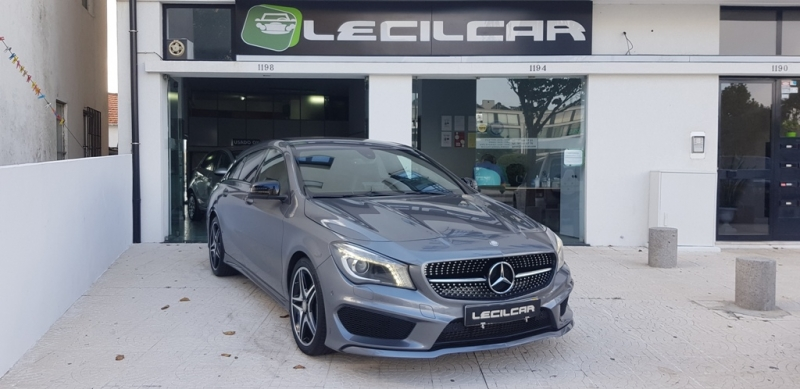 Mercedes-Benz CLA 200CDI SHOOTING BREAK AMG - NACIONAL