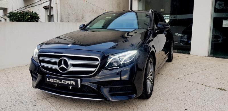 Mercedes-Benz E 220 D Station  AMG DESIGNO