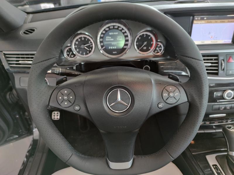 Mercedes-Benz E 250 CDI Avantgarde AMG Cx. Automática 204cv