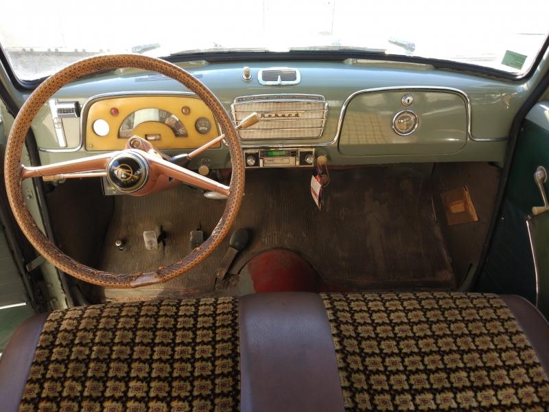 Opel Olympia RECORD
