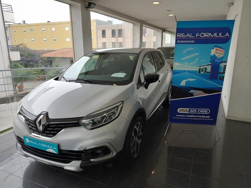 Renault CAPTUR 1.5 dCi Exclusive 90cv LED