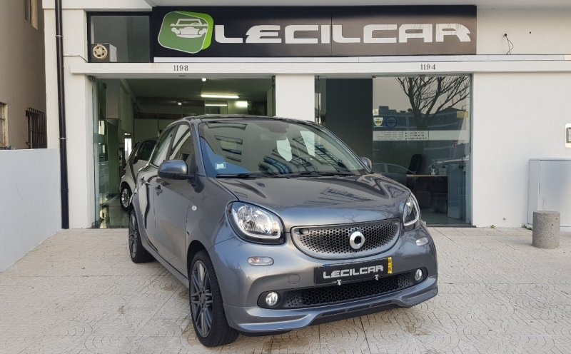 Smart ForFour 0.9 Passion - BRABUS 90cv