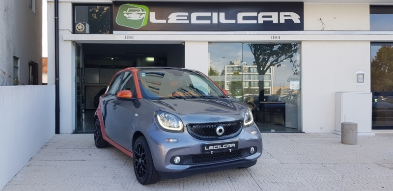 Smart ForFour 1.0 Edition 1