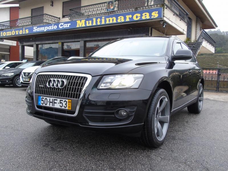 Audi Q5 2.0 TDI 170cv SPORT QUATTRO