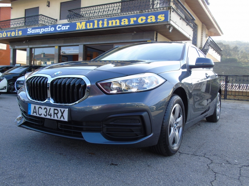 BMW 116 d 116cv Advantage - GPS- NOVO
