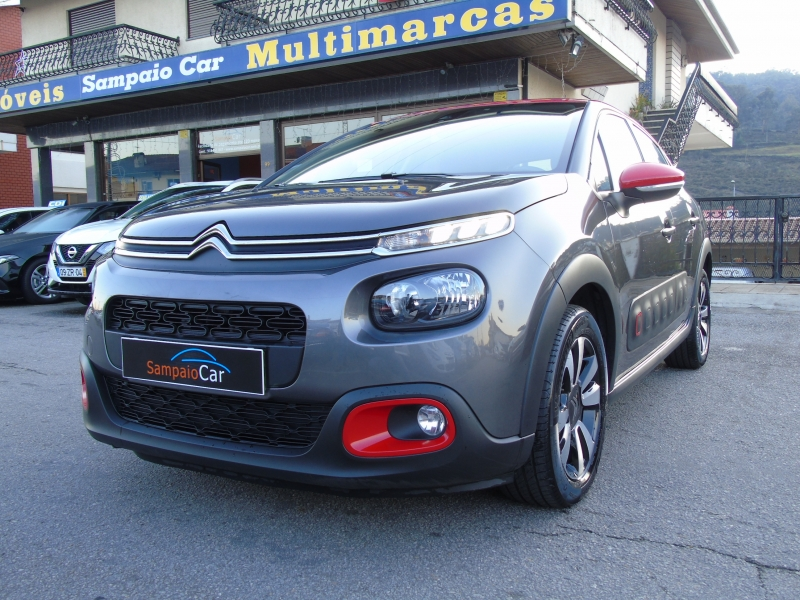 Citroën C3 1.2 PURETECH 82cv FEEL