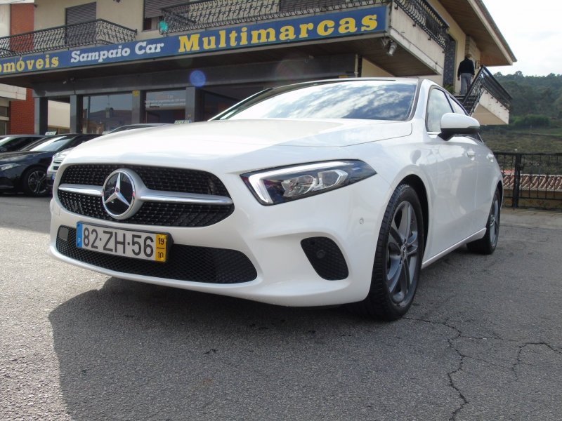 Mercedes-Benz A 180 d 116cv Style Plus Cx Auto/GPS/LED