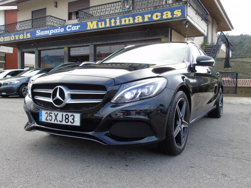 Mercedes-Benz C 220 CDI 170cv BlueTec Avantgard 7G-TRONIC
