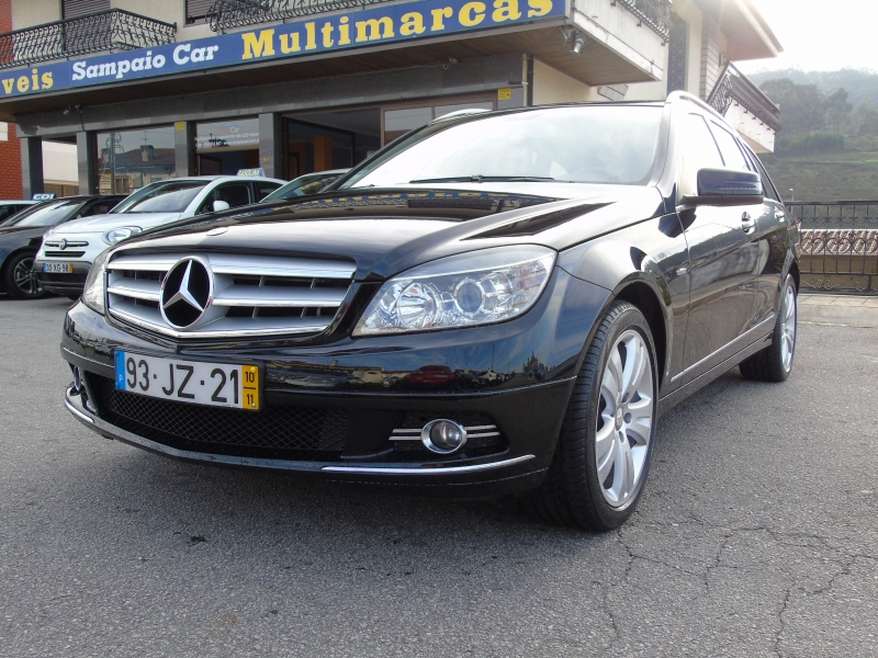 Mercedes-Benz C 220 CDI STATION BlueTEC 170cv Avantgarde