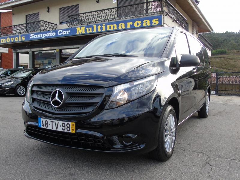 Mercedes-Benz Vito TOURER 114 CDI 136cv LONGA 9 LUGARES