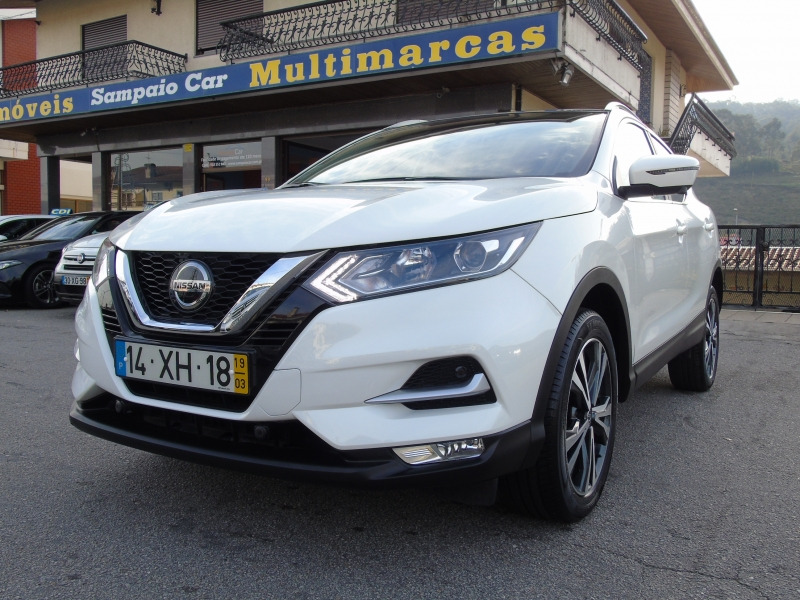Nissan Qashqai 1.5 DCI 115cv N-Connecta 360º LED