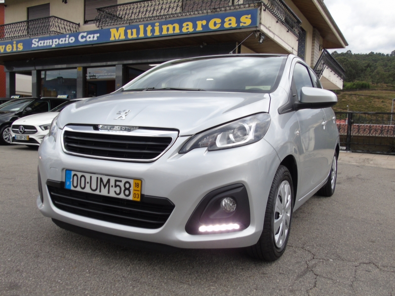 Peugeot 108 1.0 e-VTI 69cv Active