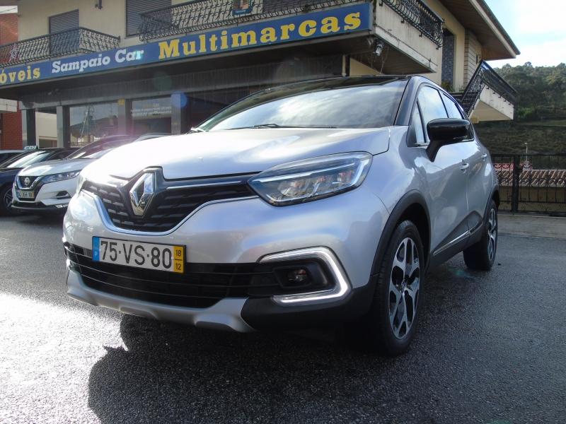 Renault CAPTUR 0.9 TCE 90cv EXCLUSIVE