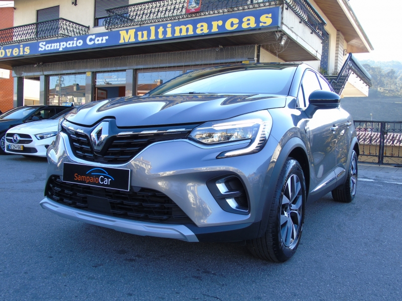 Renault CAPTUR 1.0 TCe 100cv Exclusive NOVO