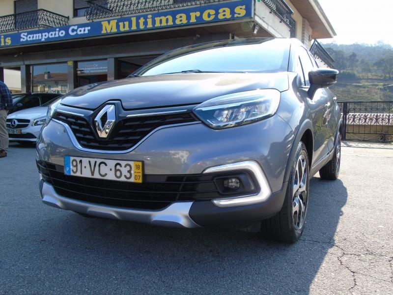 Renault CAPTUR 1.5 DCI 90cv Exclusive LED - GPS
