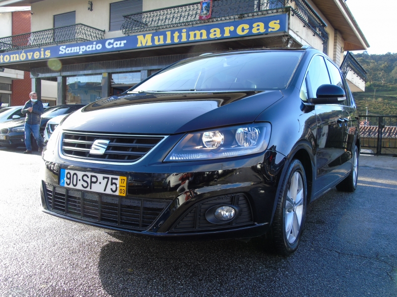 Seat Alhambra 2.0 TDI 150cv STYLE ADVANCED 7LUG